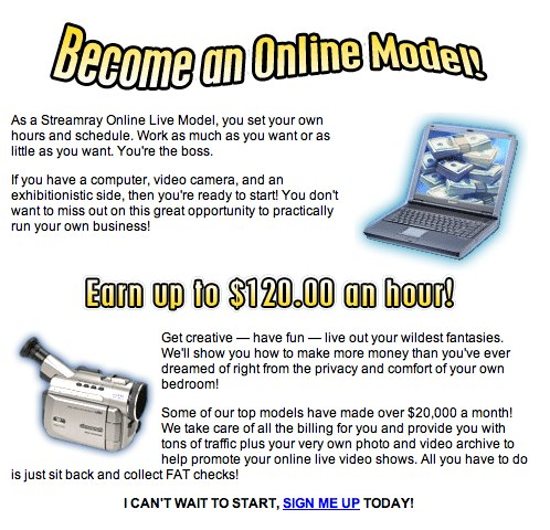 how much money you can earn from cams.com