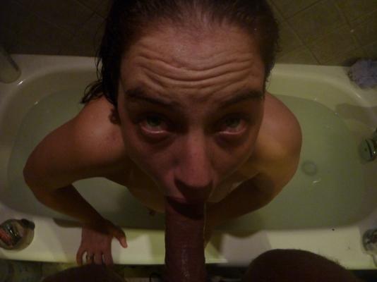 Amateur erotic blowjob